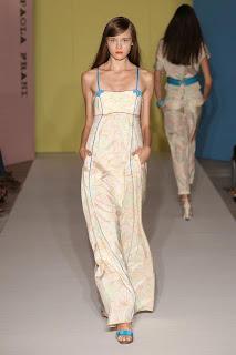 abito lungo , abiti estivi, estate 2012, abiti colorati