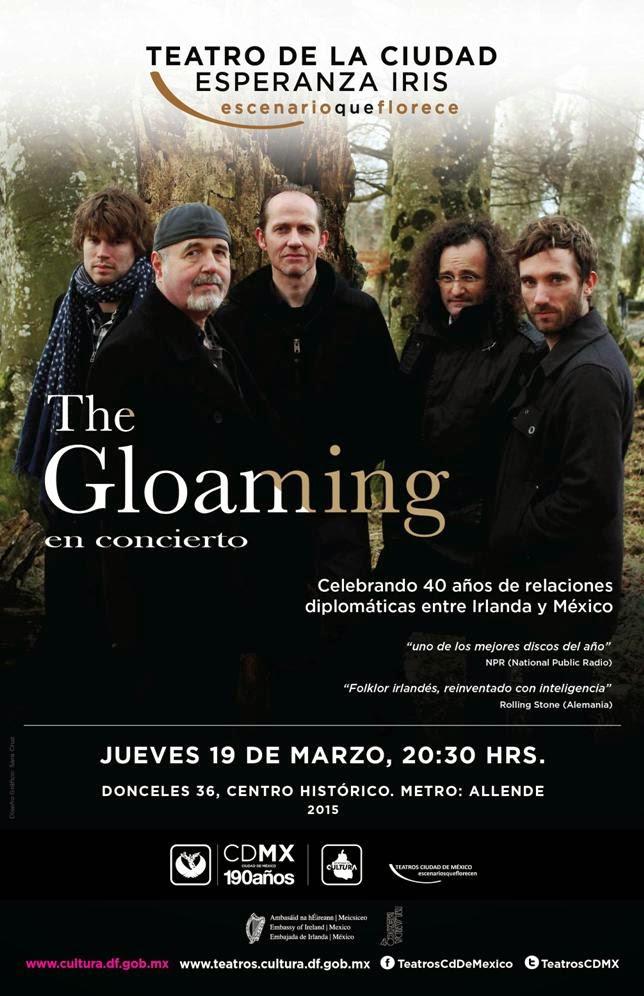 """Este jueves se presenta """"The Gloaming"""" en el Teatro de la Ciudad"""