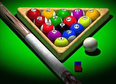 لعبة بلياردو