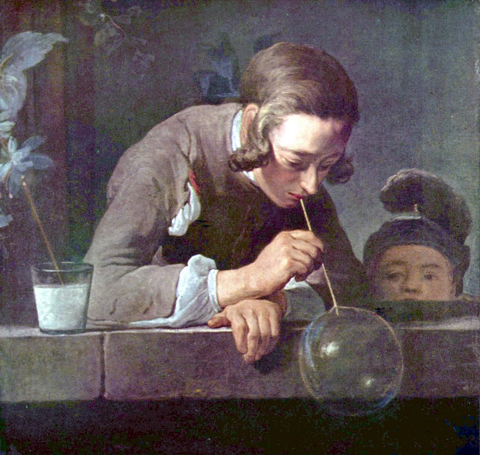 Pompas de jabón Chardin