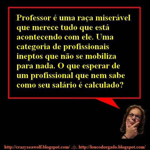 Sobre professor