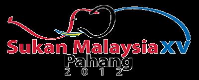 SUKMA XV Pahang 2012