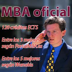 MBA oficial en España