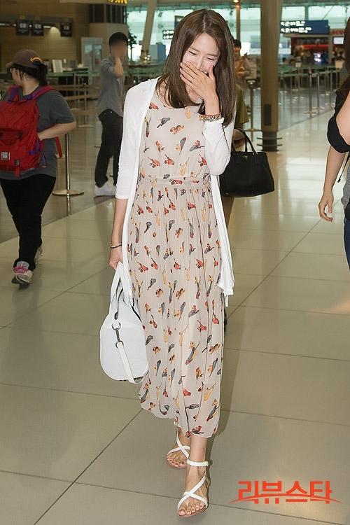 Between Korean Me Fashion Airport Yoona Snsd
