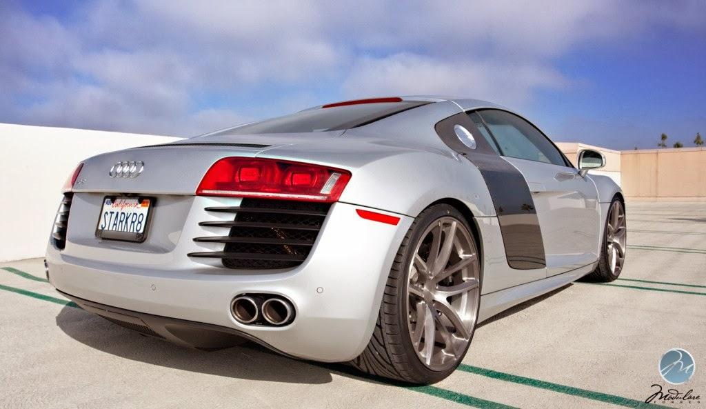 Audi R8 Car Wallpaper #5895