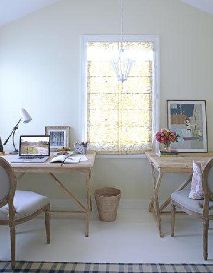 desk home office idea http://www.aniamaluje.com/