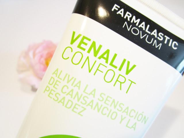 Venaliv Confort piernas cansadas y varices