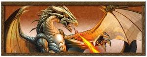 Existe participações de dragões e seres místicos em Esteros: