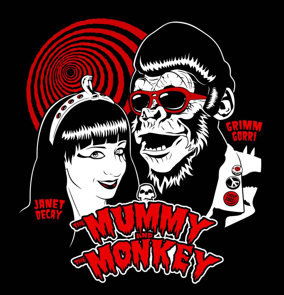 The Mummy and The Monkey Show Shown on BTV