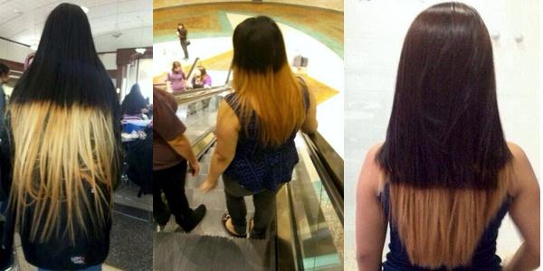 Ombre hair epic fails!!!