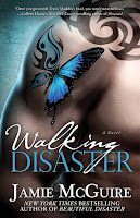 book cover of Walking Disaster by Jamie McGuire