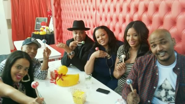 get the bubbly vanessa simmons wayans baby shower 2 power families