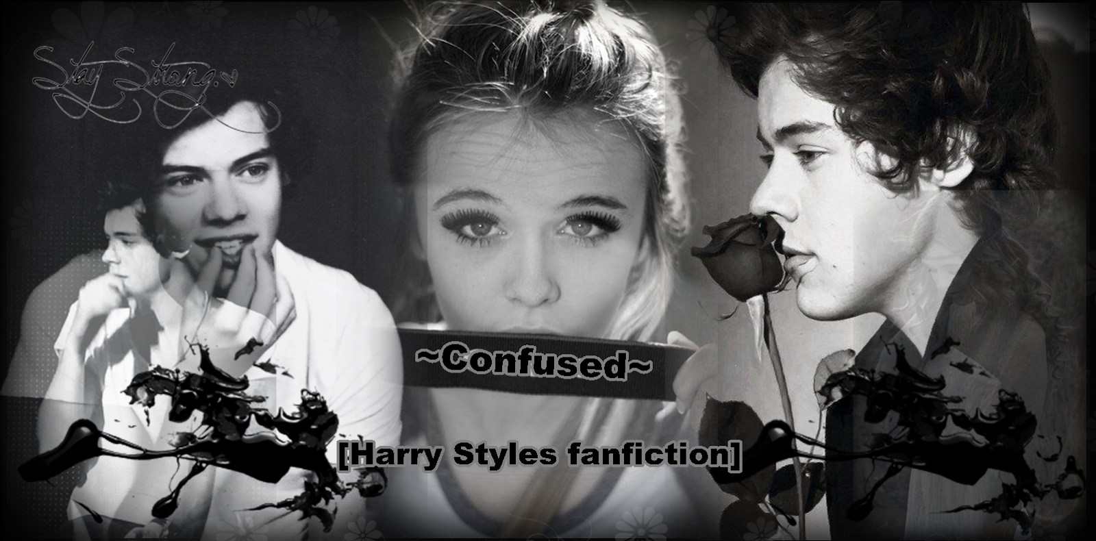 ~Confused~ [Harry Styles fanfiction]~