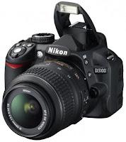 NIKON D3100 Kit VR