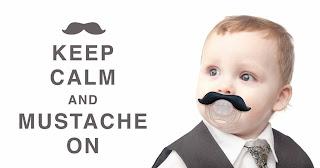 mustachifier mustache pacifier, hipster babies, brooklyn