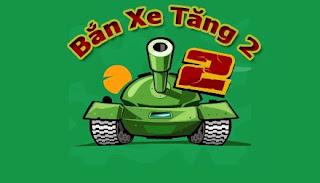Game xe tăng - Bắn xe tăng vui kinh hoàng