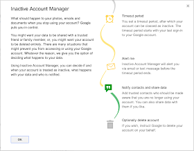 Google Public Policy Blog: Plan your digital afterlife with Inactive Account Manager