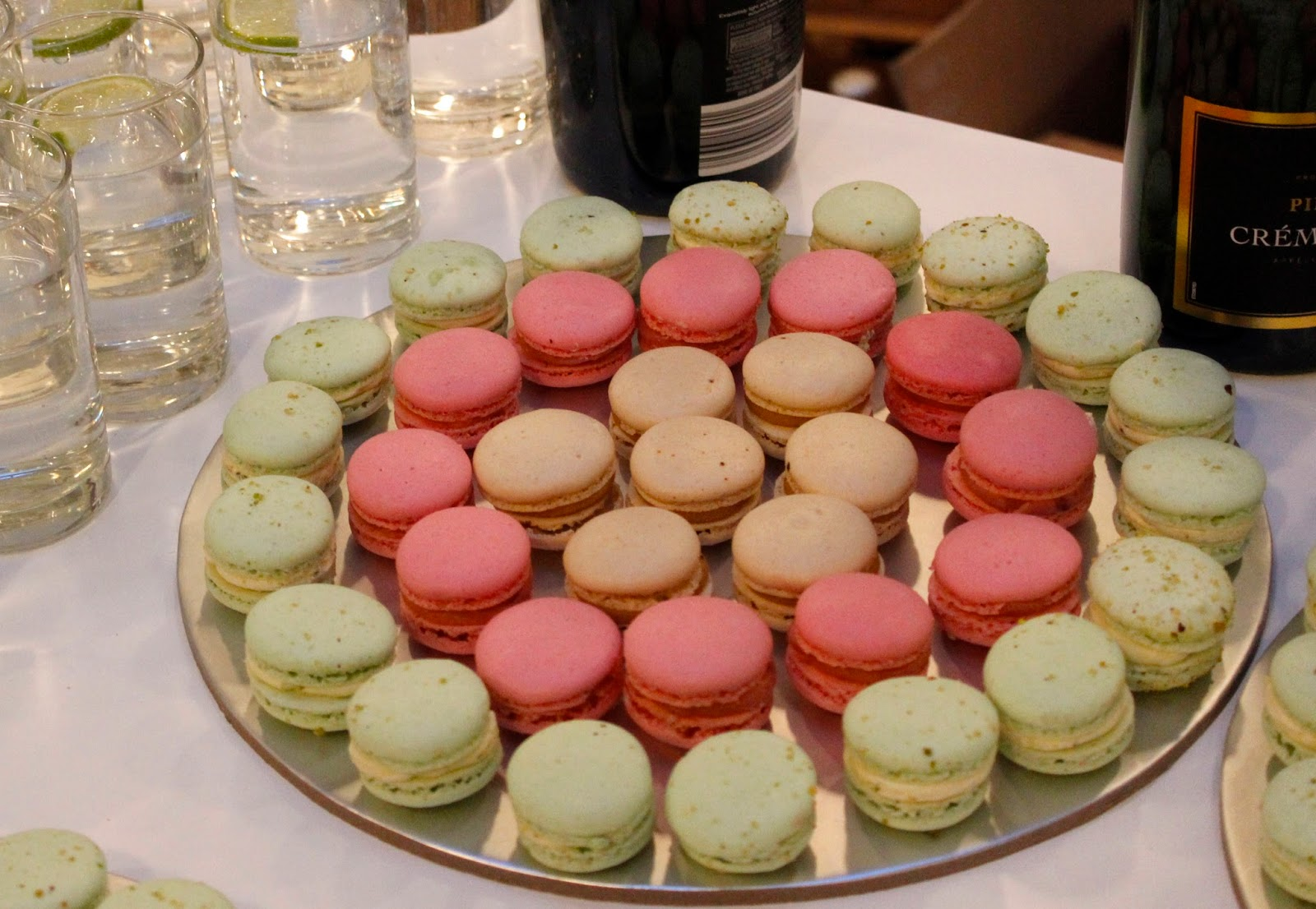 Re:So Southampton Launch - Macaroons