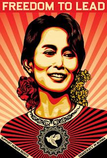 Maung Yit – ေဒၚေအာင္ဆန္းစုုၾကည္ကိုု အေမရိကန္က ၾကိဳဆိုုပါသည္၊