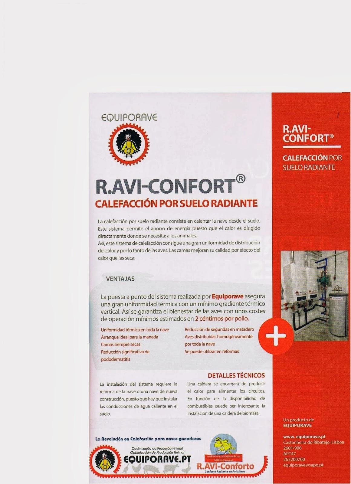 Material av cola r avi confort calefacci n por suelo - Precio calefaccion suelo radiante ...