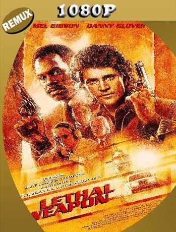 Arma mortal (1987) Remux [1080p] [Latino] [GoogleDrive] [RangerRojo]