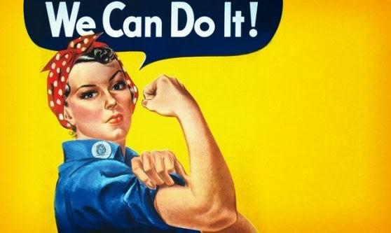 Frases De Feliz Día Internacional De La Mujer: We Can Do It