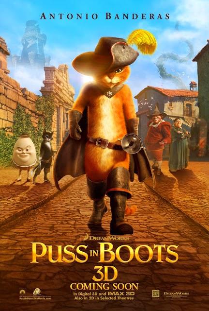 ดูการ์ตูน Puss in Boots  พุซ อิน บู๊ทส์