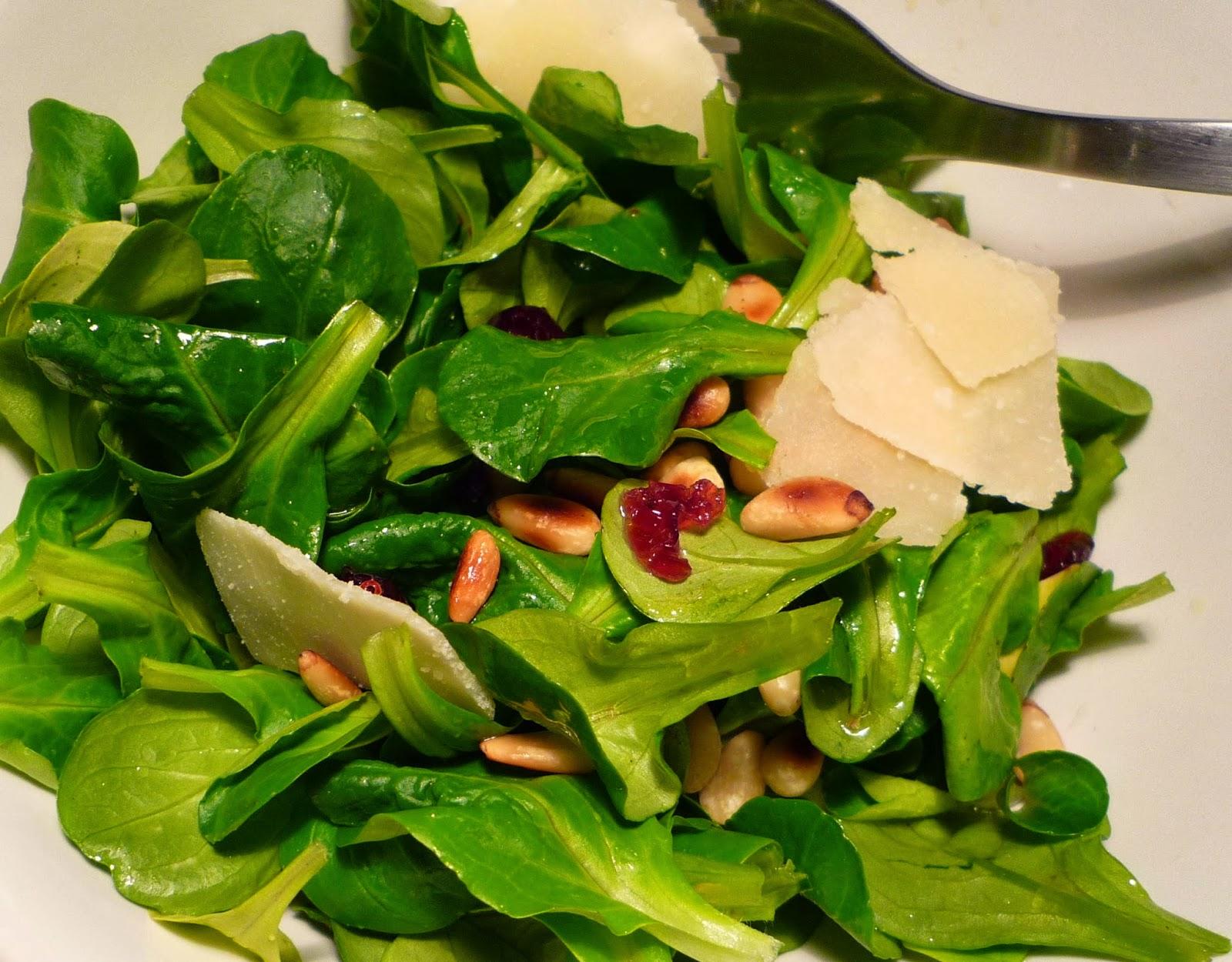 salat bei diät