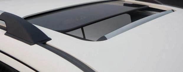 Novo Lifan X60 VIP 2014 teto solar