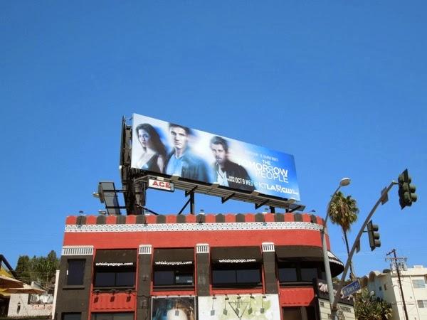 Tomorrow People 2013 remake billboard