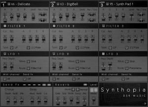 "DSK Synthopia - ""Entre na Sintonia Também"""
