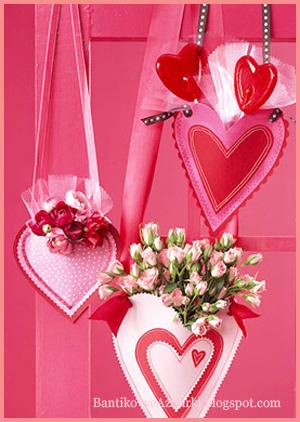 Идеи для Дня Святого Валентина своими руками