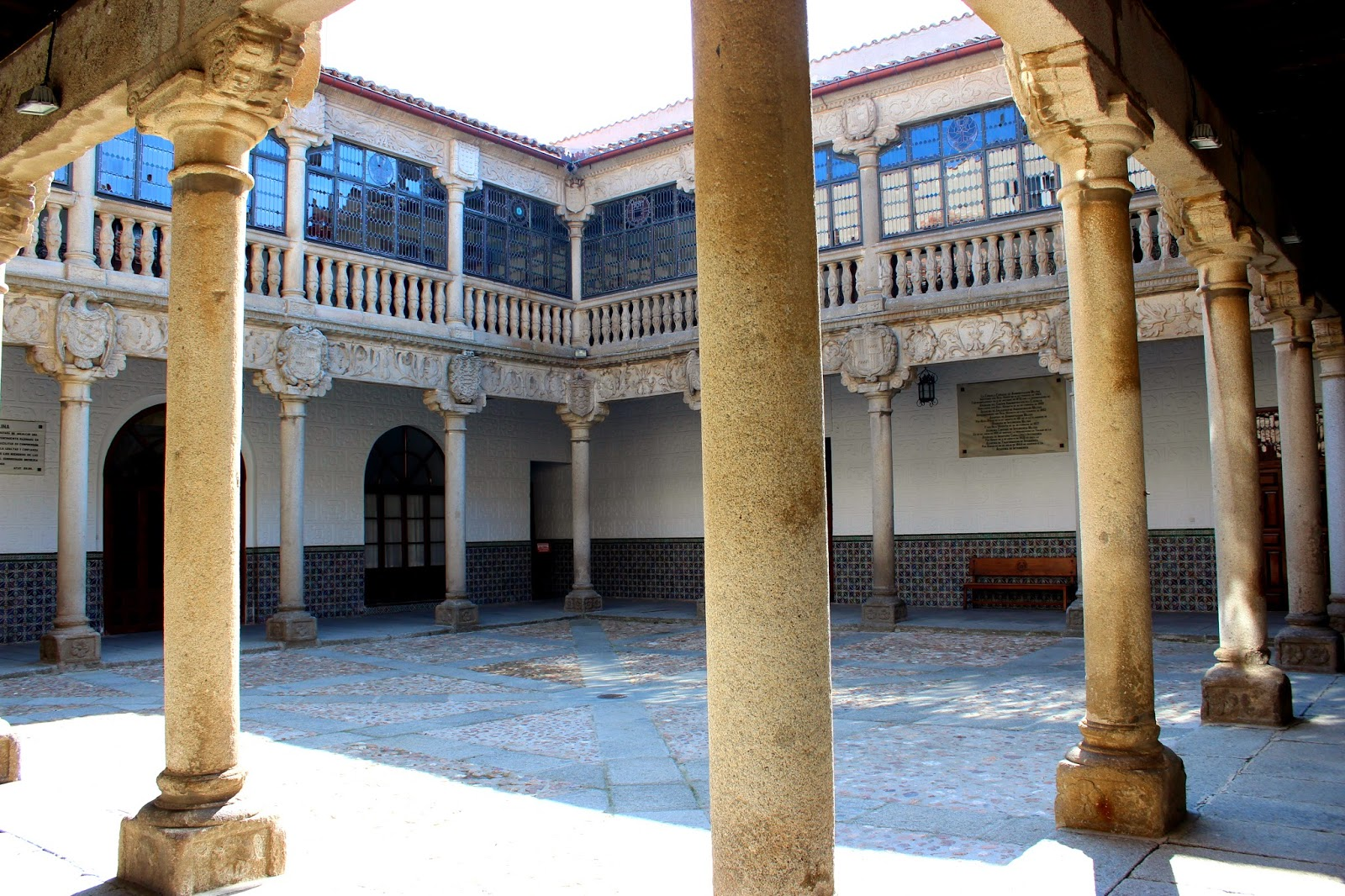 Edificios históricos de Ávila
