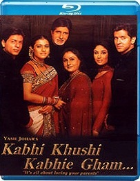 Kabhi Khushi Kabhi Gham (2001) Eng Sub – Hindi Movie BluRay