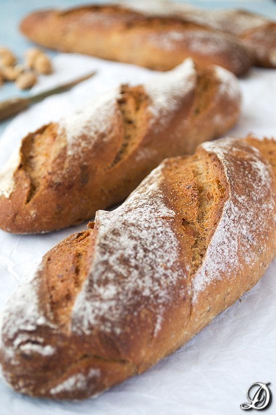 Pan de pasta de Almendras
