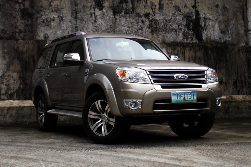 Review 2012 Ford Everest 2 5 Limited Philippine Car News Car Reviews Automotive Features