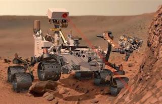 ΑΝΑΣΤΑΤΩΣΗ ΣΤH NASA το Curiosity κατέγραψε πορεία UFO (ΒΙΝΤΕΟ)