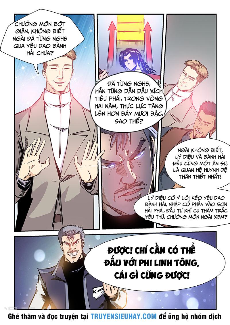 Tu Chân Tứ Vạn Niên chap 206 - Trang 4