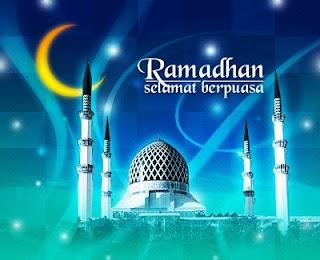 SMS Ucapan Menyambut Bulan Suci Ramadhan