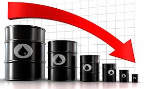 Continúa caída de los precios petroleros