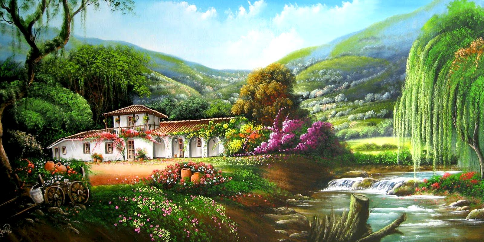 Fondos De Pantallas De Paisajes on Dibujos Religiosos
