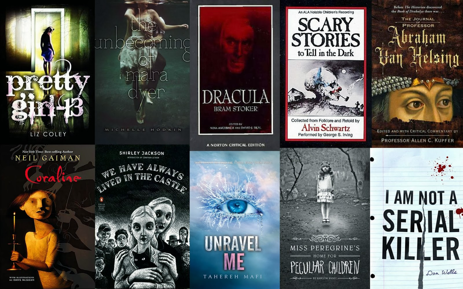 Book Cover Design Horror : Top scary books and book covers housewife eclectic