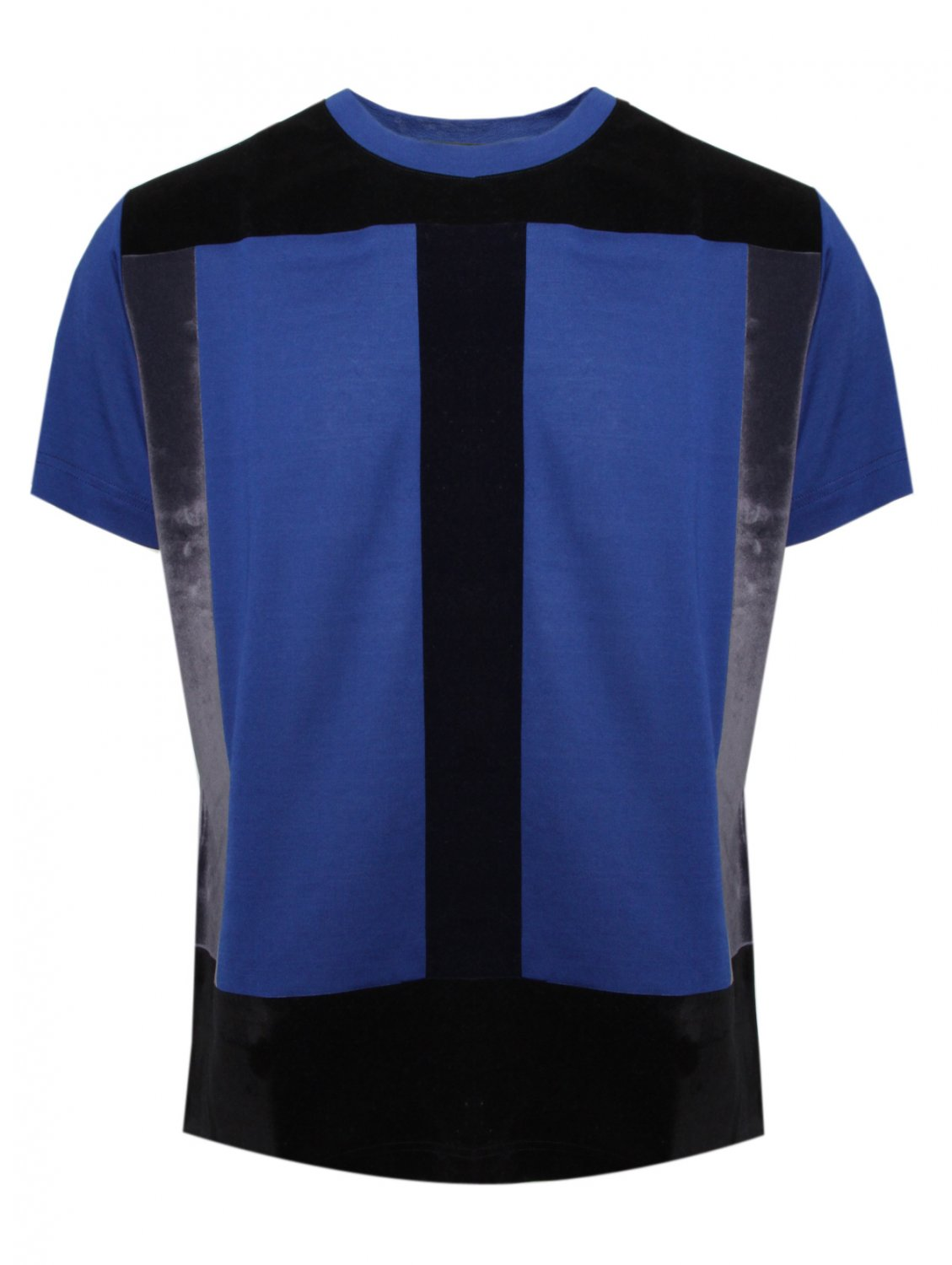 00o00 blog menswear Christopher Kane Flock colour block tshirt oki-ni fall winter 2012