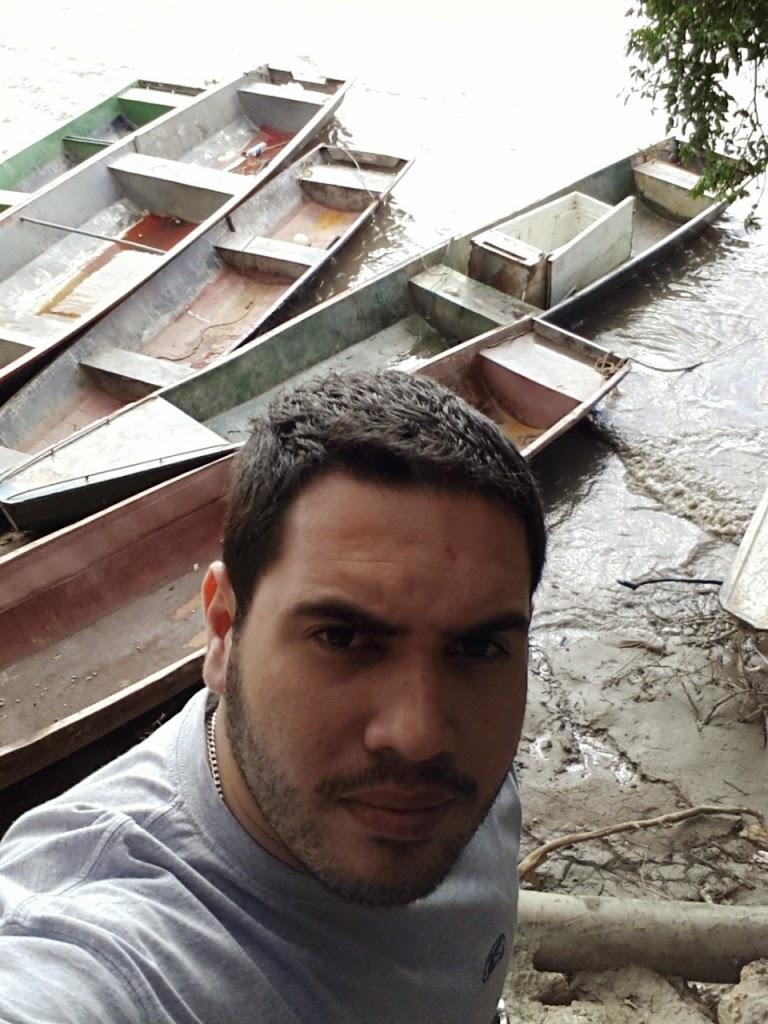 """A orillas de """"El soberbio Orinoco"""""""