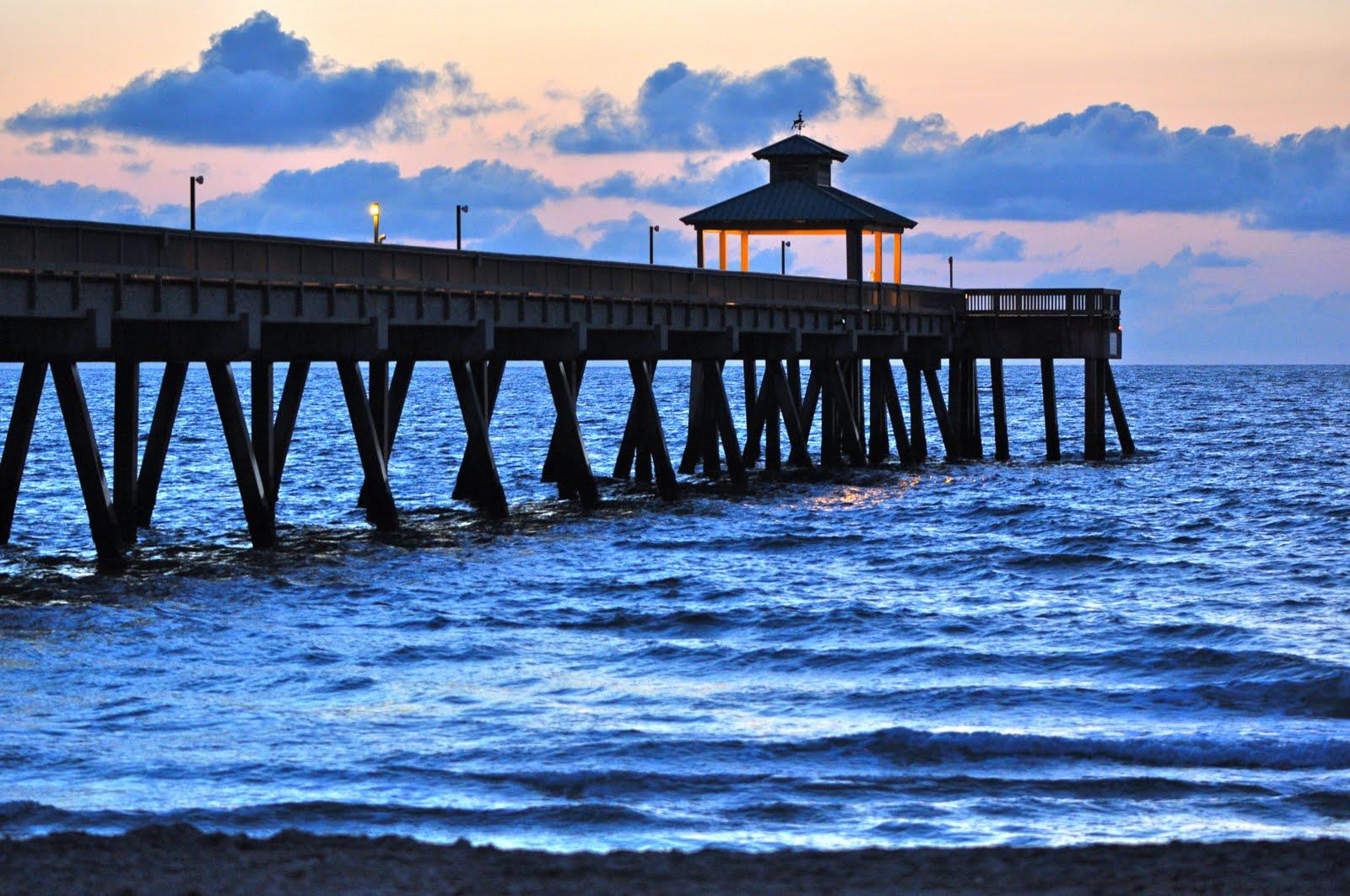 Photobarbie deerfield beach fishing pier for Deerfield beach fishing pier
