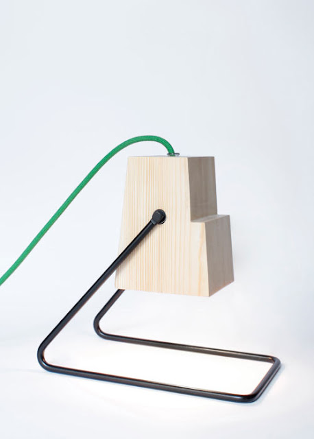 Minimalis Table Lamp with Eco-friendly Style 3