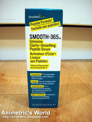 GoodSkin Labs Smooth-365 Intensive Clarity + Smoothing Serum