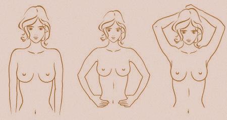 El auto-examen de los senos en 10 pasos - itg-saludcom