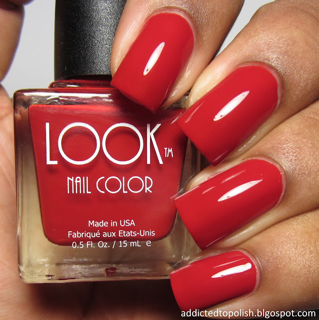 look nail color rockets red glare