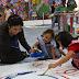¡Pintemos Murales!: arte infantil, presente en el FICMaya